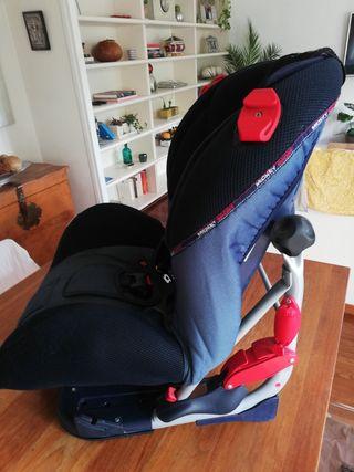 sillón de bebe para coche
