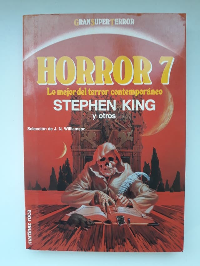 horror 7 gran super terror