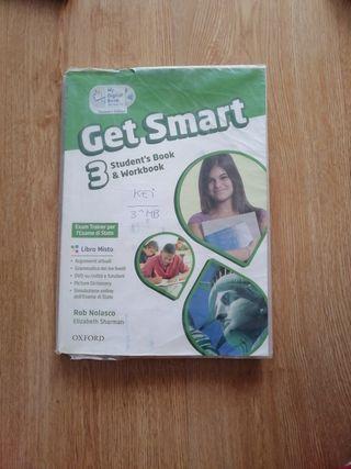 """Libro de texto """"Get smart 3"""""""