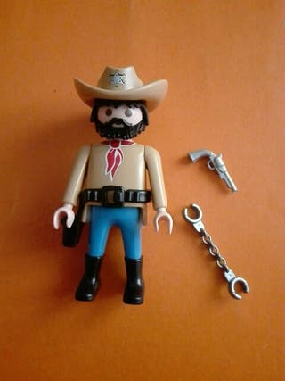 Playmobil oeste ayudante del sheriff