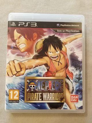 One Piece Pirate Warriors para PS3