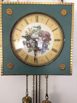 Reloj de pared alemán Diehl