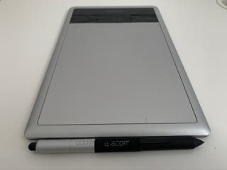 Tableta gráfica Wacom Bamboo Pen&Touch