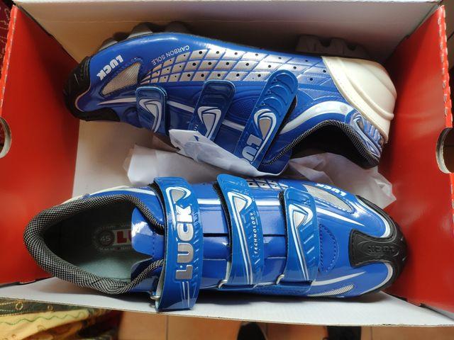 zapatillas bambas de ciclista