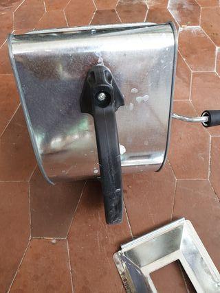 máquina gotelé