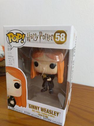 Ginny Weasley (con diario) funko pop Harry Potter