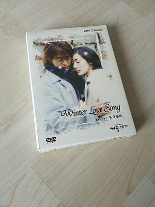 Winter sonata -Fantástica serie coreana romántica