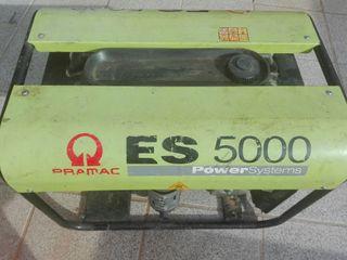 Generador Pramac ES5000 motor Honda