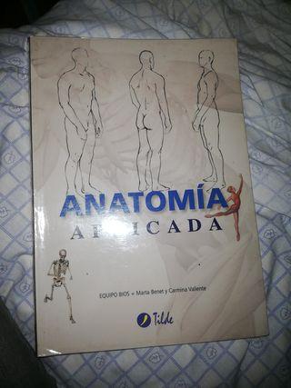 Libro de anatomía aplicada