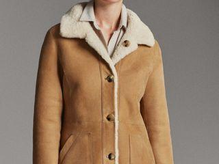 Chaqueton abrigo3/4 piel Acosta