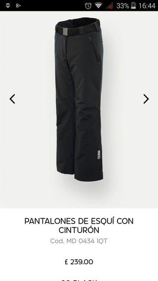 Pantalon ski Colmar