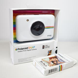 Polaroid Snap + 40 FOTOS (Cámara Instantánea)