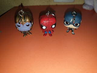 Funko pop Llavero (Marvel)