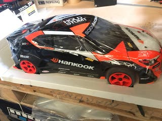 COCHE RC Electrico Brushless COMPLETO