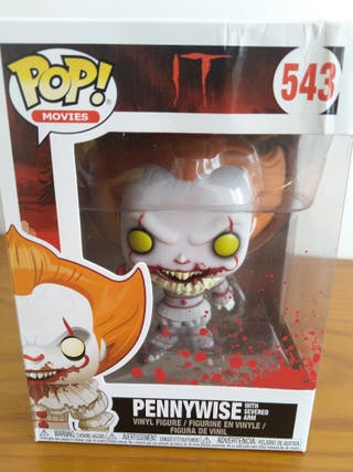 funko pop pennywise with severed arm IT