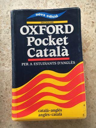Libro Oxford Pocket Català