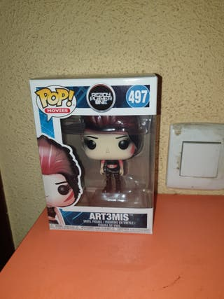 Funko Pop Art3mis