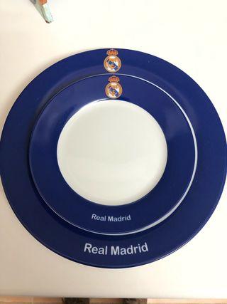 Vajilla Real Madrid