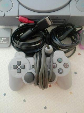 consola PlayStation I,