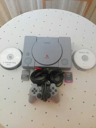 consola PlayStation I,