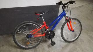"""bicicleta niño/niña 24"""""""