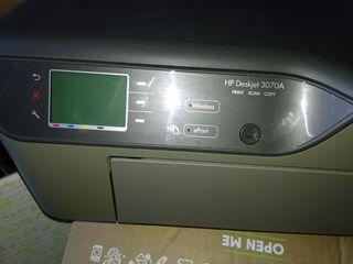 Impresora en perfecto estado Hp Deskjet 3070 A