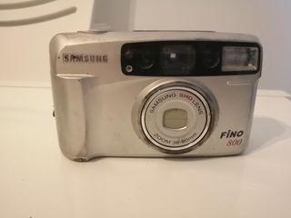 Cámara antigua Samsung