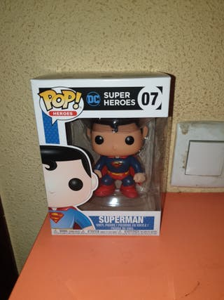 Funko Pop Superman