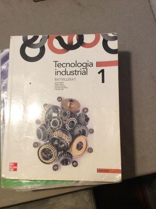 Llibre tecnologia industrial