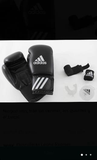 kit de adidas muay thai.