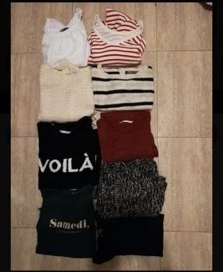 Lote ropa invierno mujer 50 prendas