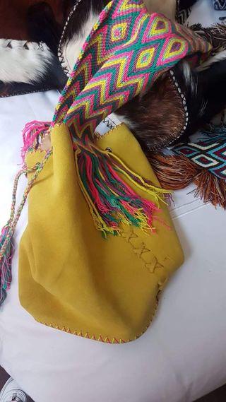 Precioso bolso wayuu colombiano