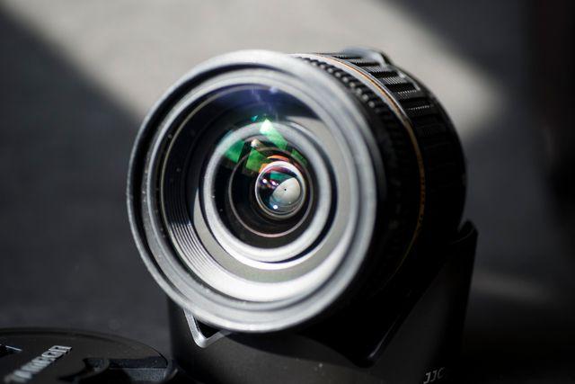 Tamron 17-50 para Nikon
