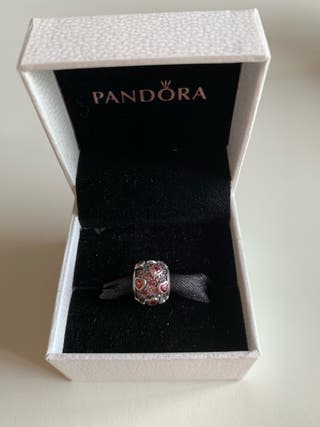Charms plata y circonita Pandora