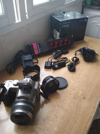 Camara Panasonic Lumix fz50