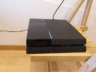 PS4 500 GB +DUALSHOCK4+NBA2K18+FIFA17
