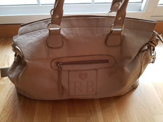 Bolso RosBags Victoria Deluxe Nude