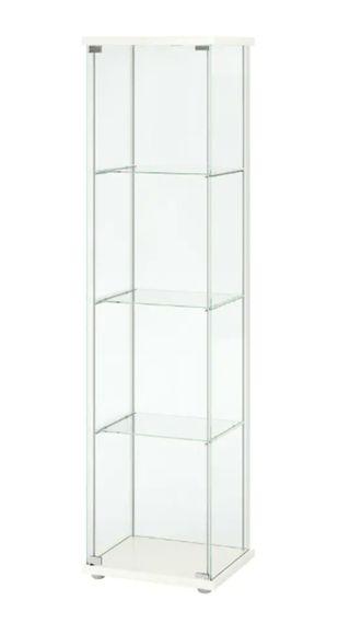Vitrina de cristal (Ikea)