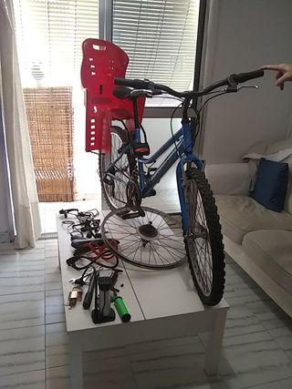 Bicicleta Rin 24 pulgadas