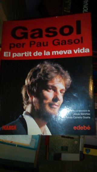 Libro Pau Gasol