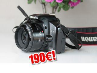 Cámara Reflex Digital Canon
