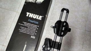 Portabicicletas de techo Thule Freeride 532