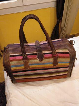 maleta viaje vintage