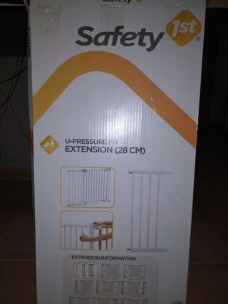 Barrera de seguridad Extensiones