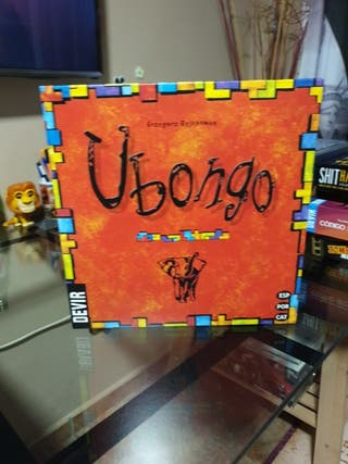 Juego de mesa: Ubongo
