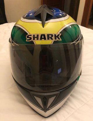 Casco moto Shark Alex Barros
