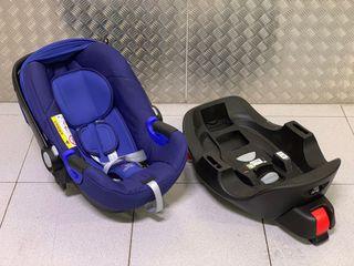 Silla bebe Britax Römer Baby Safe i-size grupo 0