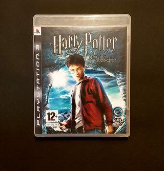 Harry Potter PS3 el misterio del principe