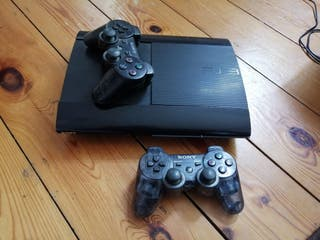 PS3 super Slim de 500 gv