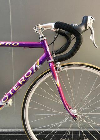 Bicicleta Otero Columbus Thron t.52